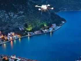 测绘无人机在江河湖海领域中的应用