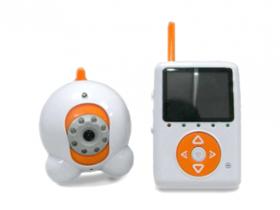 2.4G 婴儿视频监控方案